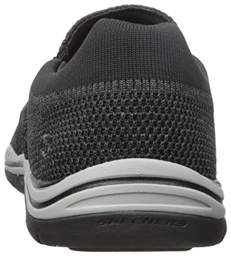 Skechers 65086 Slip-on Man Black