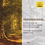 Felix Mendelssohn Bartholdy