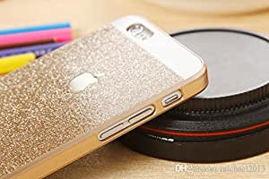 Premium Luxury quality Glitter Back Cover For Apple IPHONE 6 (GOLD)