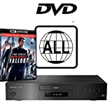 Panasonic DP-UB9000 MULTIREGION for DVD Blu-ray Player...