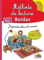 Méthode de lecture Bordas - Dès 5 ans