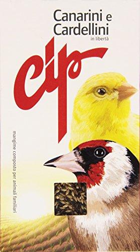 Cip Mangime Composto per Animali Familiari, Canarini e Cardellini - 375 gr