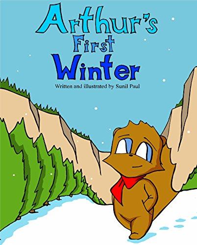Arthur's First Winter (English Edition) (Hockey-kindergarten)