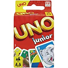Uno 52456 Junior Jeu de cartes