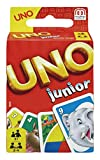 Mattel Games 52456 UNO Junior Kartenspiel für Kinder