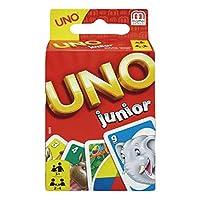 UNO-52456-Junior-Kartenspiel U.N.O.. UNO 52456Junior Kartenspiel -