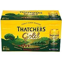 Thatchers Oro Somerset Cider 8 x latas de 440ml (Pack de 3 x 8x440ml)