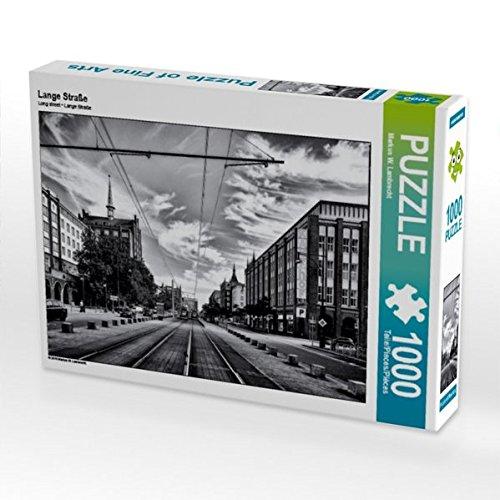Lange Straße 1000 Teile Puzzle quer