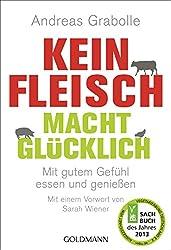 Buchempfehlungen 2018 Frühling: Kein Fleisch macht glücklich