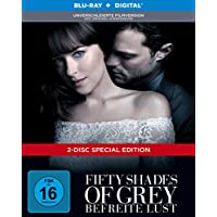 Fifty Shades of Grey – Befreite Lust Limited Digibook