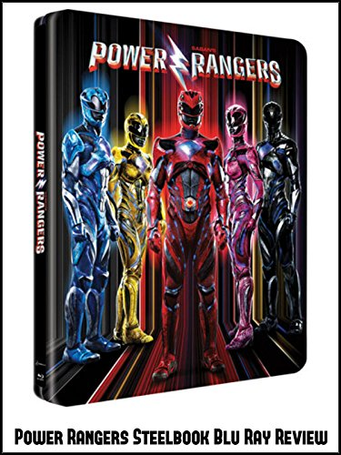 Review: Power Rangers Steelbook Blu Ray Review [OV]