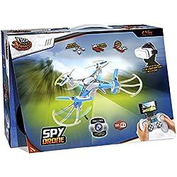 Xtrem Raiders-Spy Drone con Gafas 3D