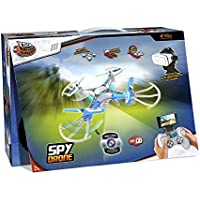 Brands World 'Raiders Spy Drone with 3D Glasses - Compare prices on radiocontrollers.eu