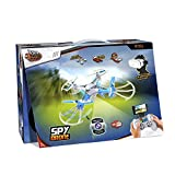 World Brands Xtrem Raiders-Spy Drone con Gafas 3D
