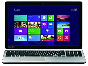 Toshiba Satellite P50-A-14F 39,6 cm (15,6 Zoll) Notebook (Intel Core i7-4700MQ, 2,4GHz, 16GB RAM, 1TB HDD, NVIDIA GT 745M, DVD, Win 8.1) silber
