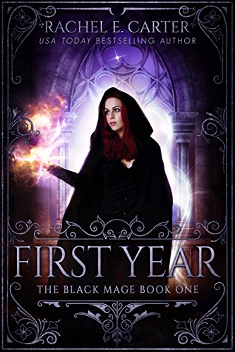 first-year-the-black-mage-book-1-english-edition