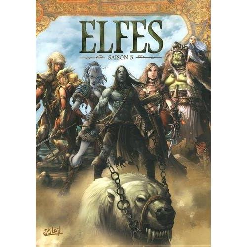 Elfes - Coffret T11 à T15