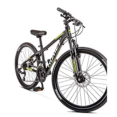 ROMET 24 Zoll Rambler Dirtbike MTB Alu 21 Gang Shimano Scheibenbremsen Federgabel