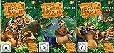 Das Dschungelbuch Staffel 2.1+2.2+2.3 komplette Staffel 2/Episonden 53-104 [DVD Set]