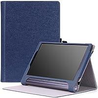"""MoKo 5018591 10.1"""" Folio Indigo funda para tablet - Fundas para tablets (Folio, Lenovo, Yoga Tab 3 Plus/Yoga Tab 3 pro, 25,6 cm (10.1""""), Indigo)"""