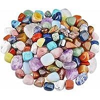 Shanxing Assortierte Steine Edelsteine Polierte Trommelstein Heilsteine Schützende Halbedelsteine Größe ca. 2-... preisvergleich bei billige-tabletten.eu
