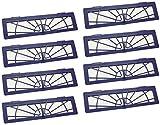 8 Stück XL Mikro High Performance Hochleistungs Hepa Filter für alle Neato Botvac Typen 70, 70E, 75, 75E, 85, 85E, BotVac Serie , BotVac D Serie, BotVac Connected von SchwabMarken