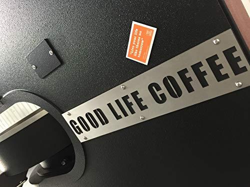 Good Life Verve Paleo Coffee 500g Wholebean Single Origin Specialty Arabica Bulletproof Coffee Beans Roasted to Order Great Taste Winner