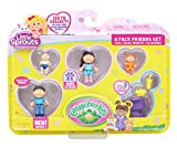 Little Sprouts 8-Pack Friends Set w/ Brooke Jade & Hunter Adams