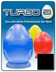 Turbo- und Umwelt-Ei: Der Eierkocher für die Mikrowelle.