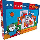 Dujardin - 36202 - Tchoupi Le Jeu Des Couleurs
