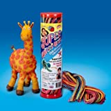 Awesome Affordable Super Wikki Stix (made in the USA) - Colorful, non-toxic wax and yarn product Jouets, Jeux, Enfant, Peu