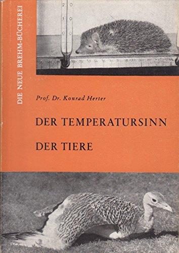 Der Temperatursinn der Tiere
