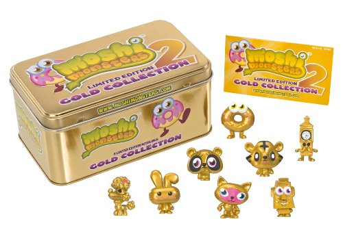 Moshi Monsters Golden Collection Moshling Dose Serie 2