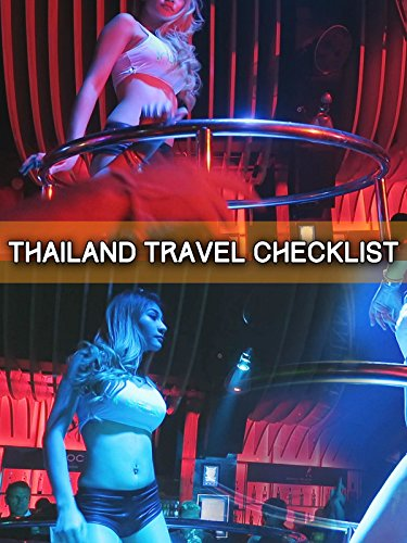 Thailand Travel Checklist [OV]