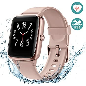 Huyeta Reloj Inteligente Impermeable IP67 Smartwatch ...
