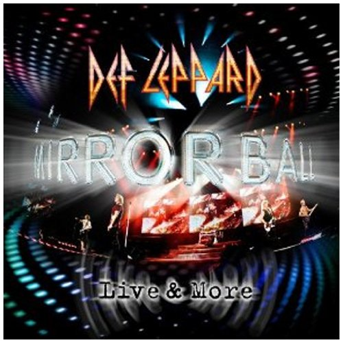 Mirror Ball-Live & More -