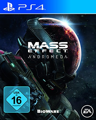 Mass Effect: Andromeda - [PlayStation 4]