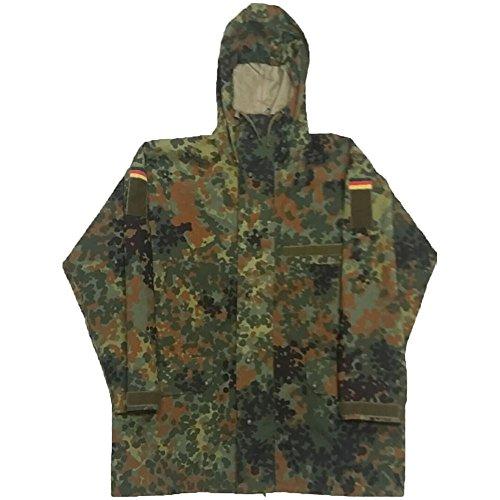 Armeeverkauf Original BW Bundeswehr Nässeschutz Jacke Größe: V