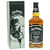 Jack Daniel's Tennessee Whiskey - 43% Vol. - Master Distiller
