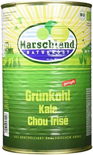 MARSCHLAND Grünkohl, 1er Pack (1 x 4.25 kg)