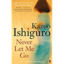 Never Let Me Go by Kazuo Ishiguro (25-Feb-2010) Paperback