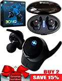 SoundWhiz BioniQ True Wireless Earbuds – Bluetooth 5.0 Truly Wireless Headphones. Wireless Earbuds