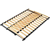 MEUBLEPRO Somier Extensible de 90 a 160 cm, L190/195: Amazon ...