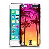 Head Case Designs Pink Sommer Silhouettes Ruckseite Hülle für iPod Touch 5th Gen / 6th Gen