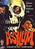 Asylum - Mediabook - Limited Edition, Cover B [Blu-ray]