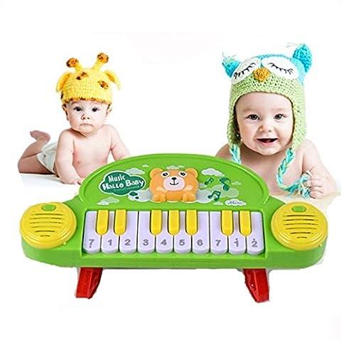 Vovotrade BÉBÉ Clavier Electronique Piano Cadeau d