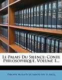le palais du silence conte philosophique volume 1