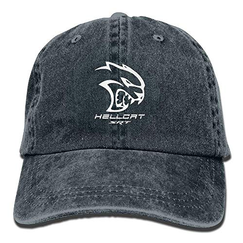 Preisvergleich Produktbild Xukmefat Dodge Hellcat SRT Unisex Baseball Cap Trucker Hat Adult Cowboy Hat Hip Hop Snapback PK3017