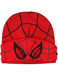 Bonnet Echarpe Gants Enfant Spiderman Marvel Avengers Frozen La Pat  Patrouille Paw Patrol Bonet Hiver Fille d1044e3e3bb
