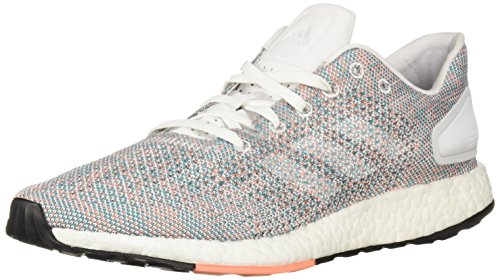 adidas Damen Pureboost DPR, Weiß/Weiß/Kreide Koralle, 38.5 - Damen Weiß Adidas Angeles Los